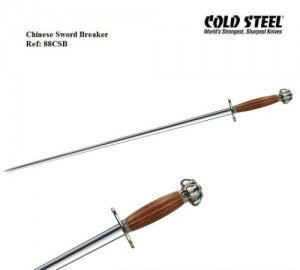 ColdSteel冷钢 88CSB Sword Breaker锏
