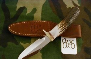 美国兰德尔Randall Knife 8-4 Trout and Bird Knife
