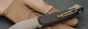 SPARTAN 美国斯巴达Akribis - Folding Knife - Flat Dark EarthG10贴片泥色柄折刀